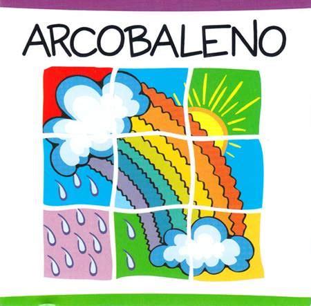 libreria arcobaleno roma arcobaleno canti basi musicali 8001518008344 www