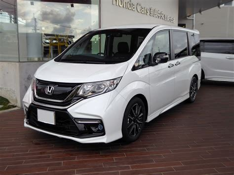 Honda Wi by Honda Stepwgn