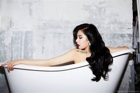 66 Bathtubs Top 10 Sexiest Hq Hyuna Photos Koreaboo