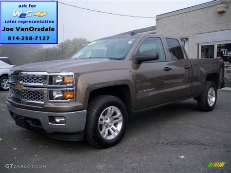 2014 silverado colors 2014 brownstone metallic chevrolet silverado 1500 lt