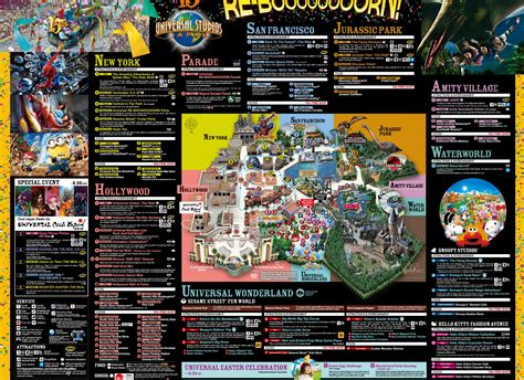 E Ticket Universal Studio Japan universal studios japan guide just one cookbook