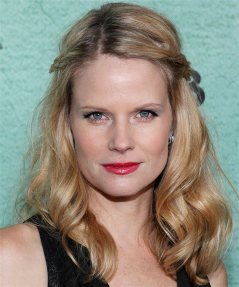 pics of joelle carters hairstyle joelle carter half up long curly casual half up hairstyle