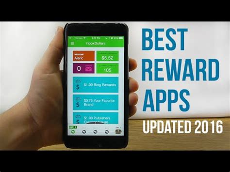 Gift Card Earning Apps - best apps to earn rewards on your iphone in 2016 updated list tutorials youtube