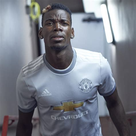 Manchester United 3rd manchester united 17 18 third kit released footy headlines