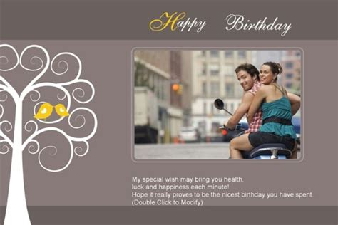 photoshop card templates free photo templates happy birthday cards 4