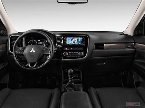 mitsubishi outlander sport 2016 interior 2016 mitsubishi outlander prices reviews and pictures u
