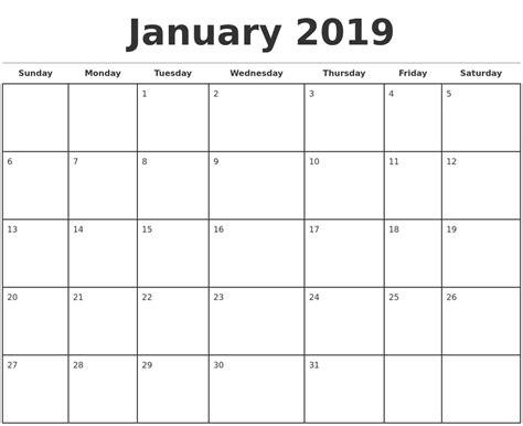 Microsoft Word Monthly Calendar Template 2013