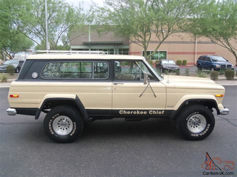 jeep cherokee chief 1978 jeep cherokee chief 4x4 automatic