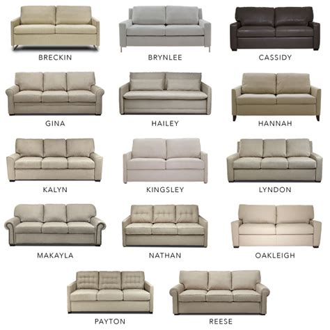different couch styles discover comfort sleeper sofas unlike any other cantoni