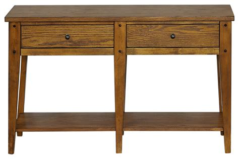 houzz console table liberty furniture industries inc sofa table console
