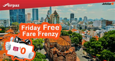 jetstar singapore promotion free fare frenzy is back airpaz the most complete