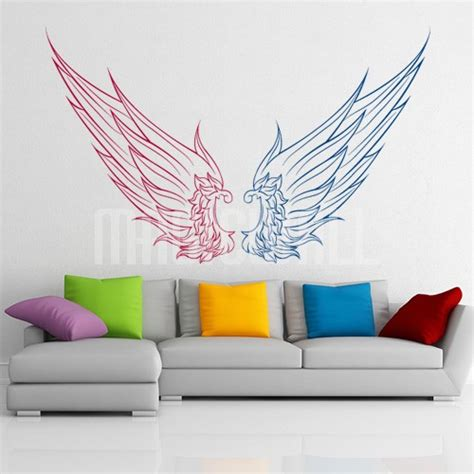 wall stickers canada wall decals canada wall stickers toronto two wings