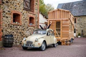Tiny France french tiny house movement growing with quot la tiny house quot
