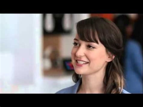 girl in att commercial at t ad girl pics title at t mobile share business ad