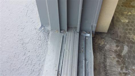 sliding glass door track replacement sliding glass patio door repairs track or roller repair