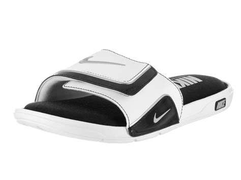 white nike comfort slide 2 nike men s comfort slide 2 men nike sandals shoes