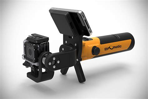 gyromatic go2x gopro gimbal stabilizer mikeshouts