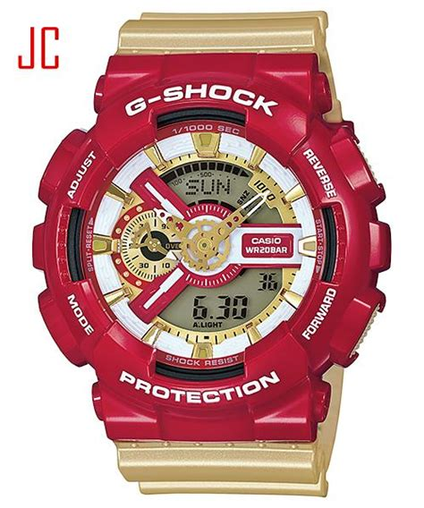 Casio G Shock Ga 110b 4 Original casio g shock ga 110 cs 4a ironman end 10 24 2018 5 15 pm