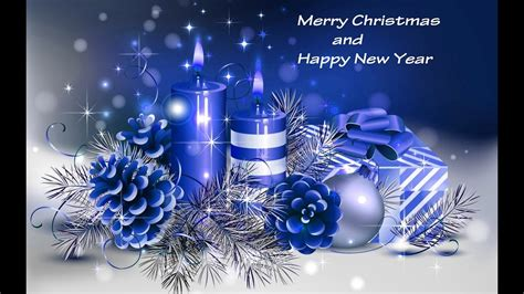 merry christmas  happy  year message youtube