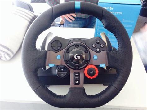 Logitech G29 Driving 1 logitech g29 driving wheel ps4 ser 225 mesmo