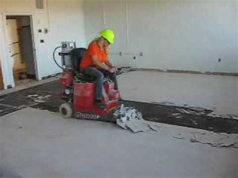 The Bronco Floor Stripper   The Flooring and Adhesive