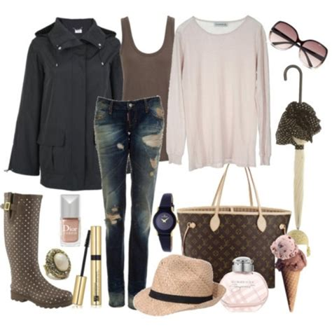 picture outfit ideas picture of rainy day outfit ideas 3