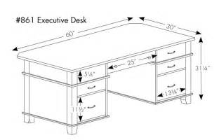 standard desk size average desk dimensions pictures to pin on pinterest