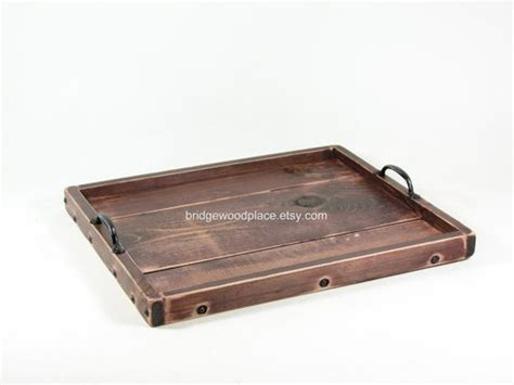 wooden serving trays for ottomans reserved for noelle serving tray wooden ottoman tray