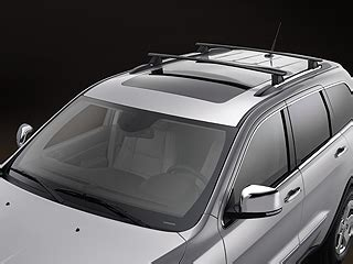Kickers Blade Wj jeep grand removable roof rack mopar item