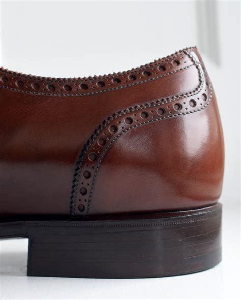 Bespoke Handmade Shoes - sartorial notes