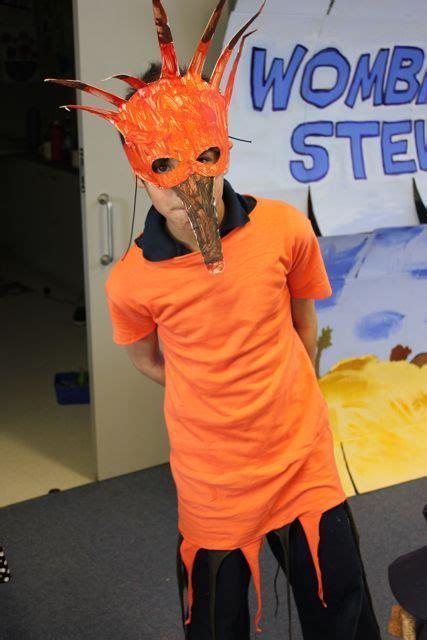 Echinda Costume Wombat Stew Drama Ideas Wombat Stew
