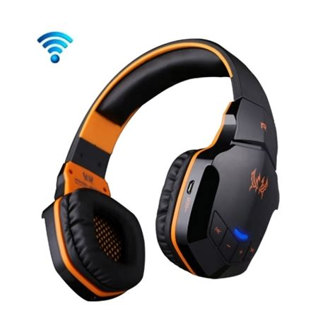 Headset Bluetooth Gaming kotion each b3505 wireless bluetooth 4 1 stereo gaming headset support nfc with mic for iphone6