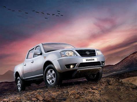 2013 Tata Xenon 2013 tata xenon up unveiled