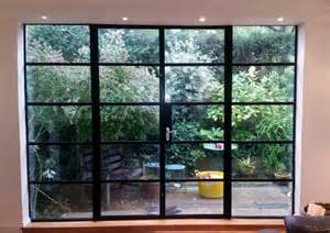 Replace Window With French Doors - crittall windows