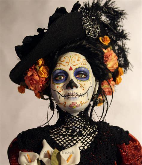 fotos la catrina reina de los muertos mexicanos publimetro catrina celle qui te donne le sourire en mourant teddy