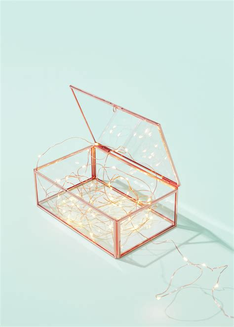 copper wire lights ideas simple styling idea copper wire lights in our