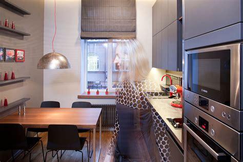 Studio Apartment In Riga Latvia By Eric Carlson Design Apartments Riga