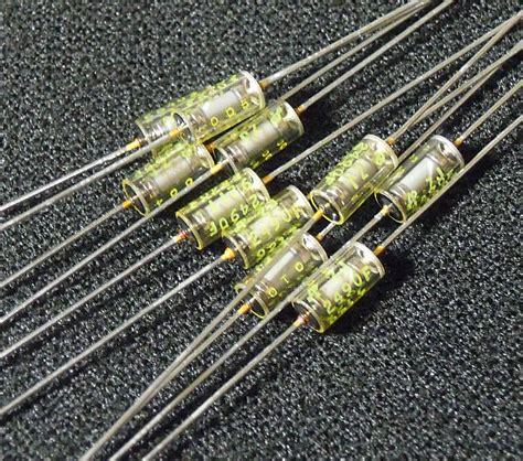 vishay fuse resistor vishay fusible resistors 28 images ac050000b3309j6bcs vishay ac05 series axial fusible