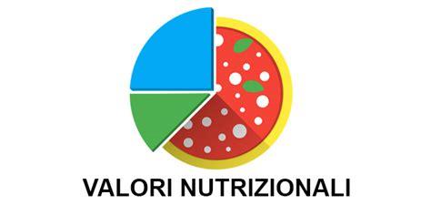 valori alimenti valori nutrizionali le migliori applicazioni per android