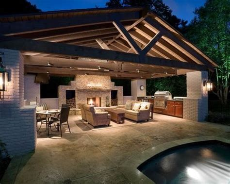 outdoor kitchen designs with pool pool house with outdoor kitchen farm house ideas pool houses kitchens and house