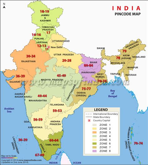 pin code list pincode search engine postal codes of india
