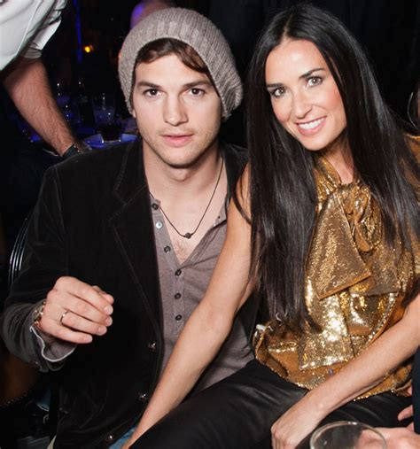 Does Demi A Tight Hold On Ashton by Ashton Kutcher On His Single After Demi