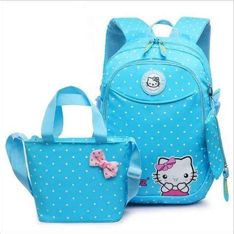Paket Ransel Anak tas ransel anak hello kity 3 in 1dapat satu paket elevenia