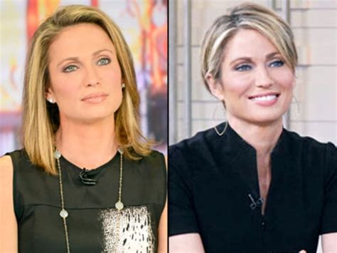 amy robach short hair amy robach cuts hair short to quot take control quot from breast