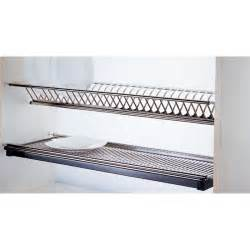 dish rack and drainer stainless steel 900mm