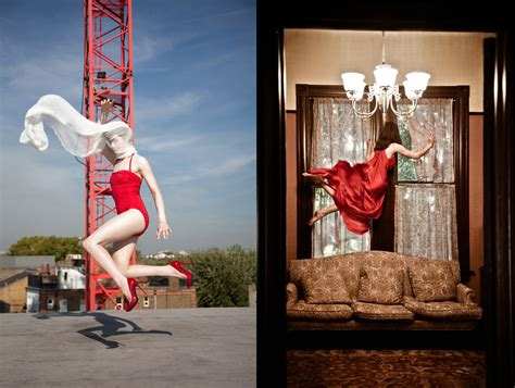 Creative Photography by Levitation And Creative Photography