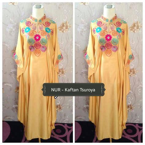 kaftan pesta tsuroya by alvaro outlet nurhasanah outlet baju pesta keluarga muslim