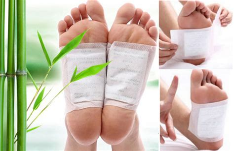 Where To Put Detox Foot Patches by 9 99 Reg 50 20 Pack Foot Detox Patches Free Shipping