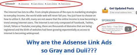 Adsense Link Ads | colored chalks