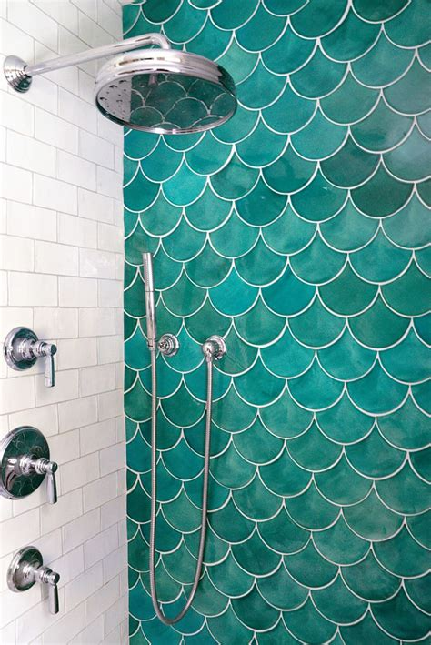 mermaid tile bathroom 25 best ideas about mermaid tile on pinterest beach